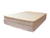 Crazy Quilt Twin Mattress Set