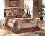 TIMBERLINE FULL/QUEEN HEADBOARD