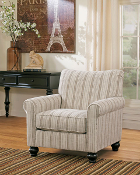 Milari-Linen Accent Chair