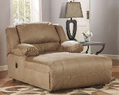 Hogan-Mocha Chaise Lounge