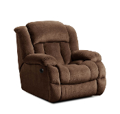Champion Chocolate Recliner