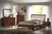 Five Piece Twin Bedroom Set