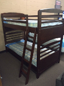 Stackable Twin/Twin Bunkbed