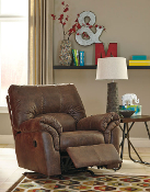 Bladen-Coffee Rocker Recliner