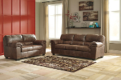 Bladen-Coffee Sofa and Loveseat