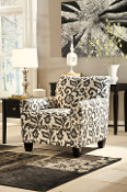 Levon-Charcoal Accent Chair
