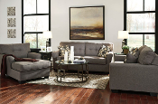 Tibbee Sofa and Loveseat