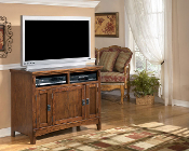Cross Island 42 Inch TV Stand