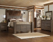 Juararo-Queen 5 Piece Bedroom Set