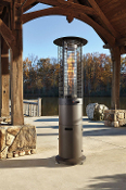 Hatchlands Brown Patio Heater