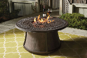 Burnella Fire Pit Table