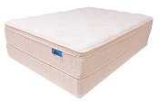 Vitalia Pillow Top Full Mattress Set