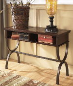 Zander Console Sofa Table