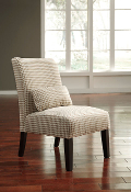 Annora-Caramel Accent Chair