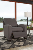 Ayanna-Gray Nuvella Stationary Recliner