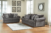 Allouette-Ash Sofa and Loveseat