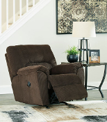 Hopkinton-Chocolate Rocker Recliner