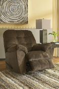 Accrington-Earth Rocker Recliner