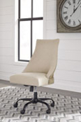 Whitewash Home Office Chair