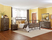 Gambrel 7 Piece Full Bedroom