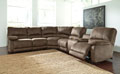 Seamus Power Reclining Sectional