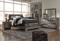 Derekson 7 Piece Queen Panel Bedroom