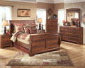 Timberline 7 Piece Queen Sleigh Bedroom
